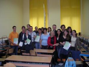 Interaktív tábla 2009 - Szabadka